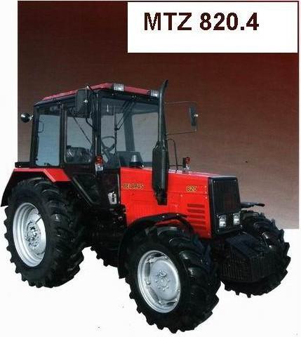 MTZ 820.4