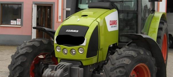 Claas Celtis 4 traktor